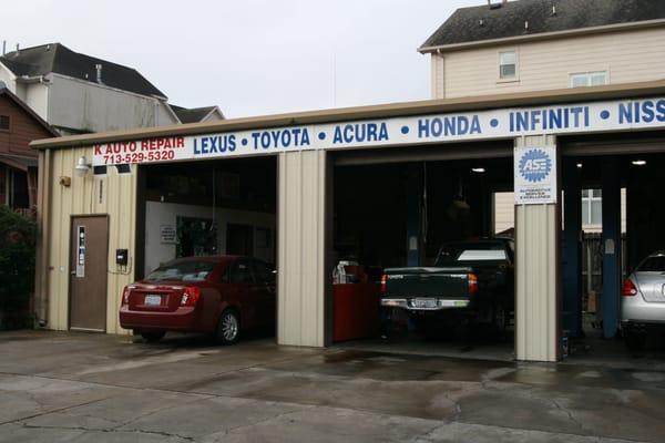 K auto repair montrose houston tx usa yelp for Montrose motors montrose pa