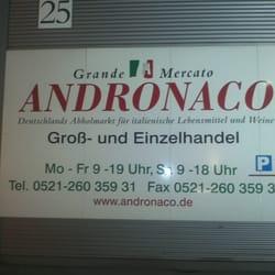 Andronaco GmbH & Co. KG, Bielefeld, Nordrhein-Westfalen