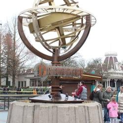 Disneyland Paris, Chessy, Seine-et-Marne, France