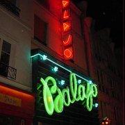 Le Balajo - Paris, France. Balajo paris