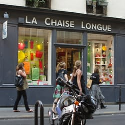 La chaise longue marais nord paris france yelp for 9 rue de la chaise