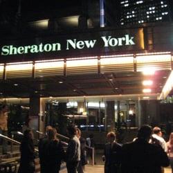 Sheraton Hotel New York Times Square Reviews