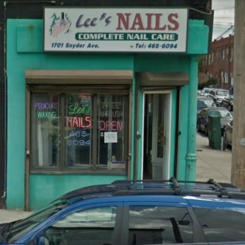 Lee s nail salon nail salons 1701 snyder ave for 24 hour nail salon philadelphia