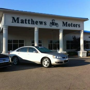 Matthews Motors Clayton Nc Yelp