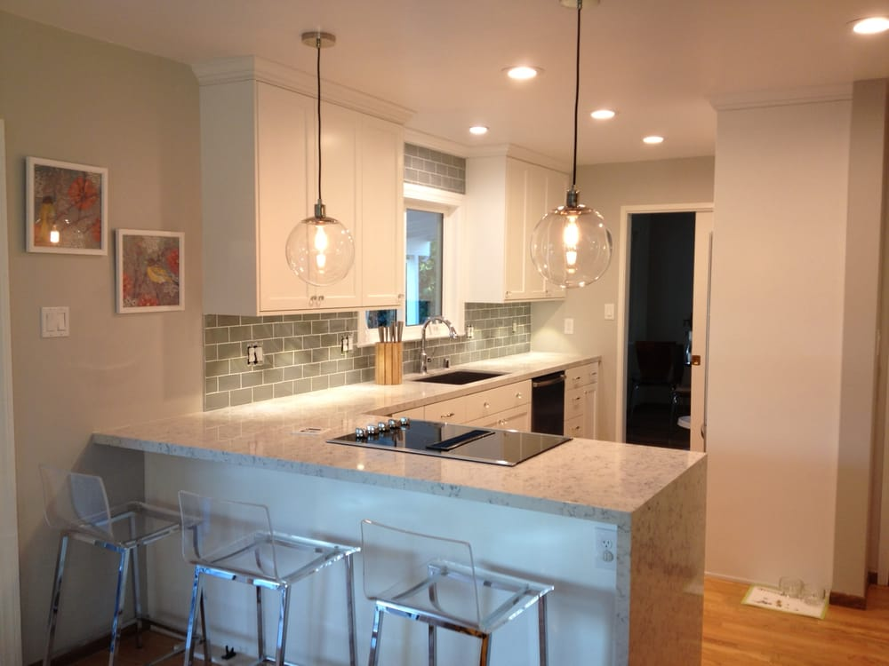 Kitchen Cabinets From Demetra Cabinetry In Sea Salt White