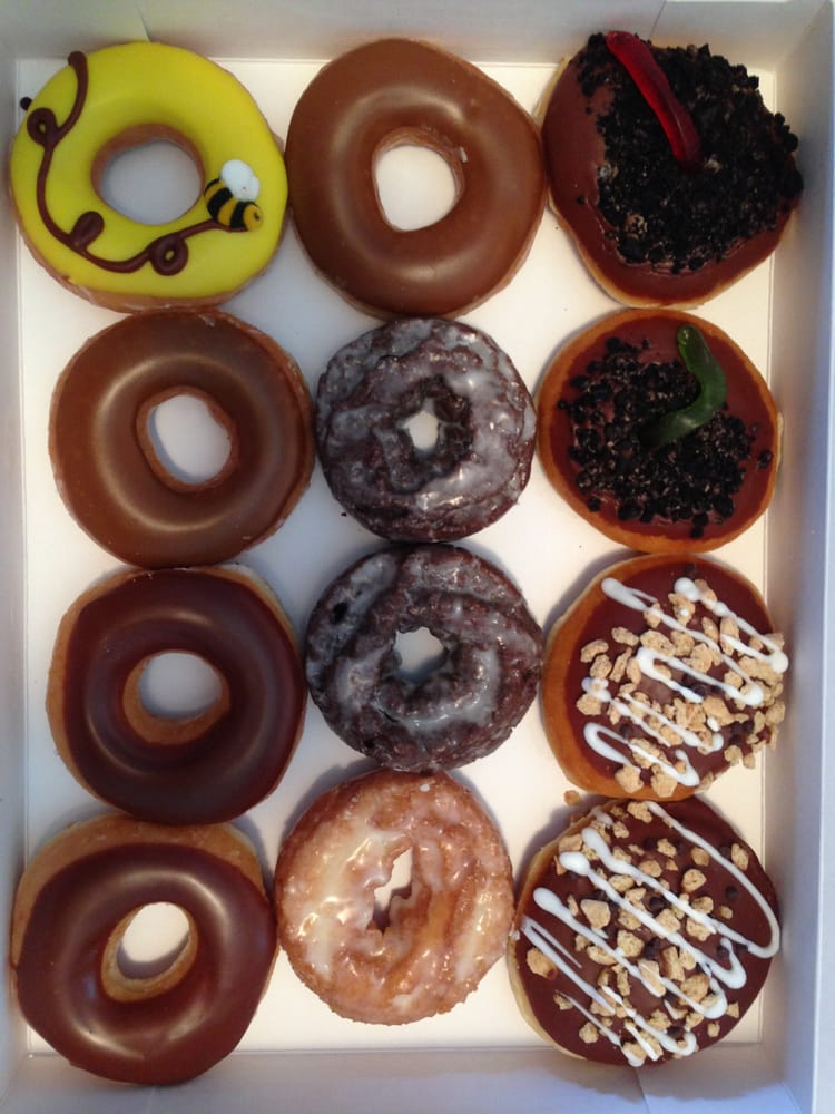 how to make krispy kreme original glazed doughnut at home