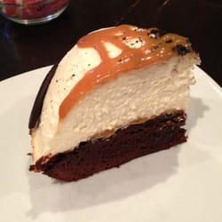 Rockaberry - Fudgy caramel cheesecake pie - Montreal, QC, Canada