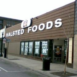 Halsted Food Center - Bridgeports ONLY Supermarket. - Chicago, IL, Vereinigte Staaten