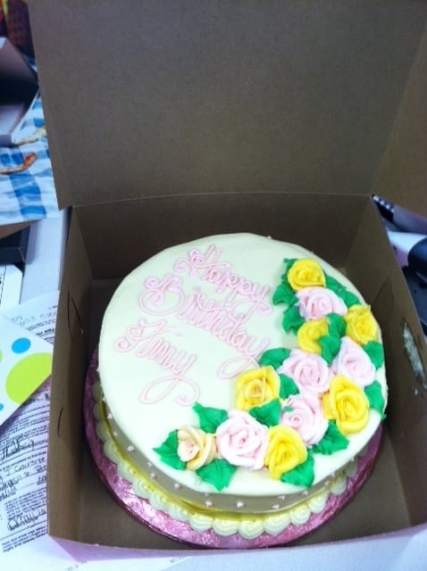 birthday cakes in boston ma
