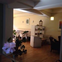 Innenraum mit Wohnzimmeratmosphäre