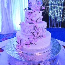 Our wedding cake by Cero! He made the…