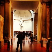 Galleria dell'Accademia, Florenz, Firenze, Italy