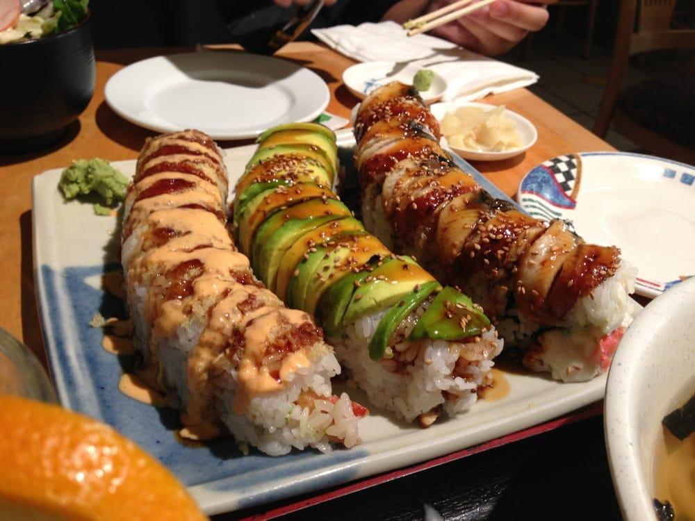 Crunchy Dragon Roll