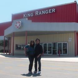 King Ranger Theatre logo