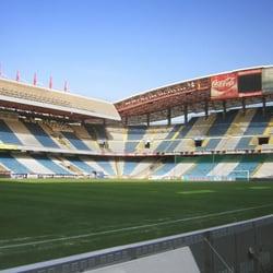 Estadio Riazor, La Coruña, A Coruña, Spain