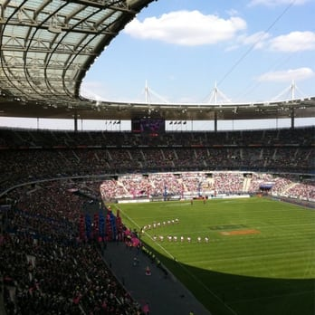 Stade de France - Saint-Denis, France. SF vs Asm