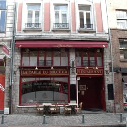 La Table Du Boucher Vieux Lille Lille France Yelp