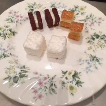 Chikalicious Cake Menu