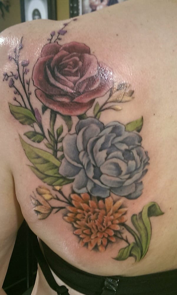 Metamorph tattoo studios 91 photos tattoo west town for Chicago tattoo piercing co