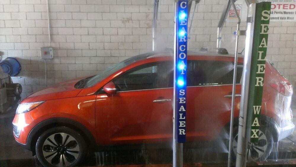 Car Wash Moreno Valley Ca