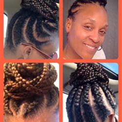 ... Hair Gallery - Los Angeles, CA, United States. Goddess Braids by Rayna