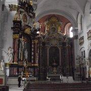 Martinskirche, Bamberg, Bayern