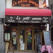 Le Petit Acacia, Paris, France