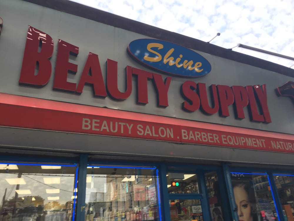 Shine beauty supply cosmetics beauty supply for 24 hour nail salon queens ny