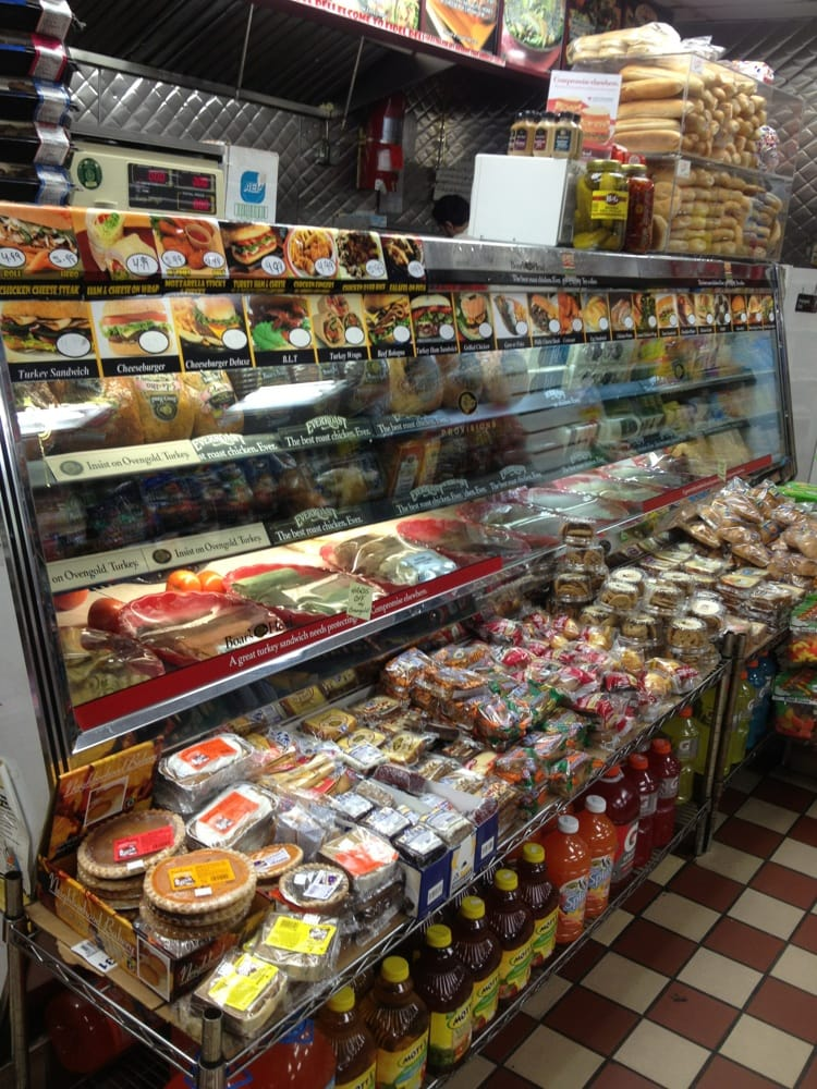 gourmet deli convenience stores washington heights new york