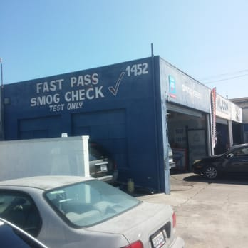 Smog Test Long Beach