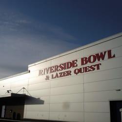 Riverside Bowl, Wallasey, Merseyside