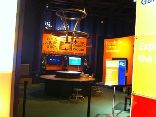 The Tech Museum of Innovation - San Jose, CA, Vereinigte Staaten