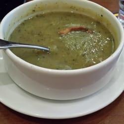 soupe au courgette