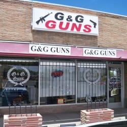 G & G Guns logo