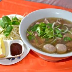 Soupe Pho au Bœuf
