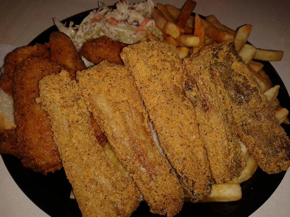 Bourbon street fish 39 fotos louisiana 601 s prairie for Bourbon street fish