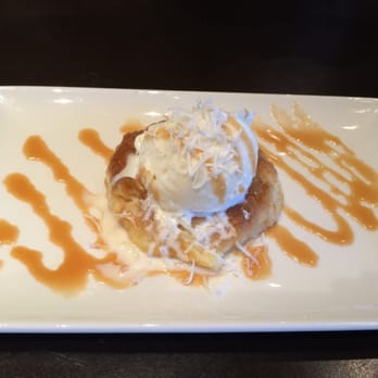 ... down cake pineapple upside down cake with toasted coconut ice cream