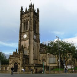 St Mary's Cathedral, Manchester, Manchester