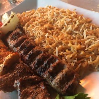 Sansom kabob house 29 photos afghan restaurants for Afghan kebob cuisine menu