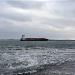 Dauer Verkehr auf See