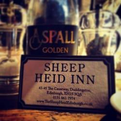 I Sheep Heid Inn
