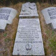 Friedhof der Namenlosen, Heligoland, Schleswig-Holstein