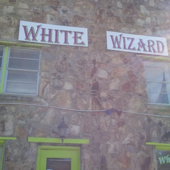 White wizard tattoo piercing tattoo chattanooga tn for Tattoo shops in chattanooga