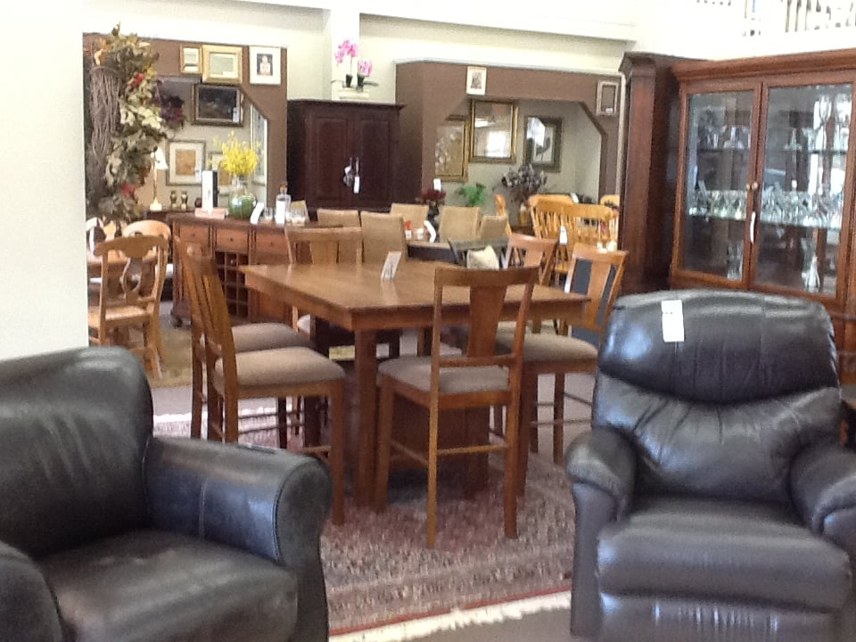 Gillette furniture consignment used vintage for Furniture resale near me