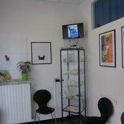 La sala d'aspetto dell'ambulatorio San…