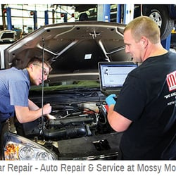 Mossy motors auto repair gert town new orleans la for Mossy motors on broad street