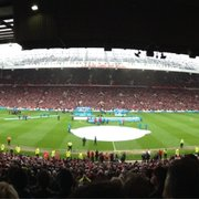 Sir Alex's last game - preparations for…