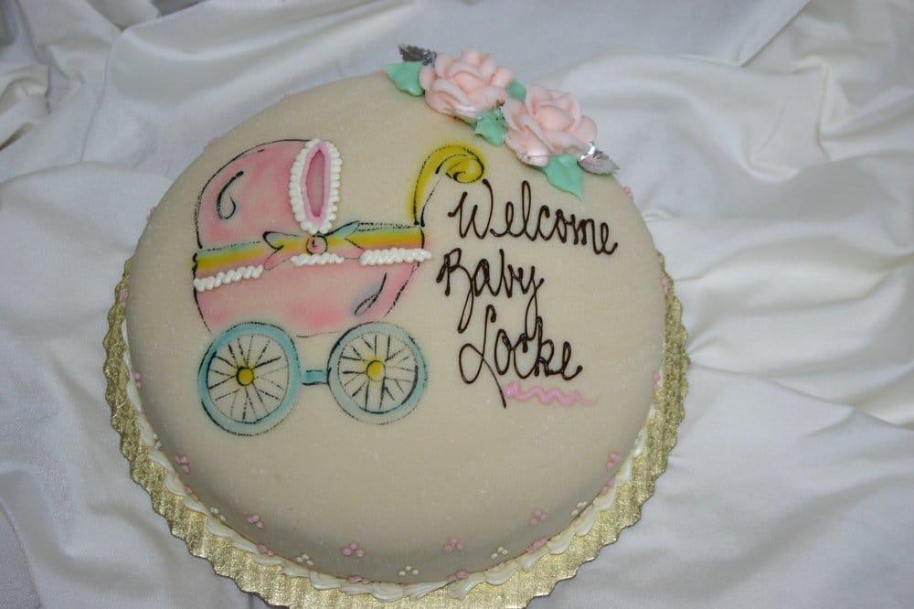 fine cakes pastries kirkland wa united states baby shower cake