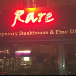 Rare Steakhouse, London