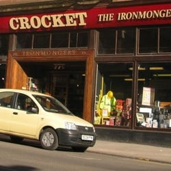 Crocket The Ironmonger, Glasgow